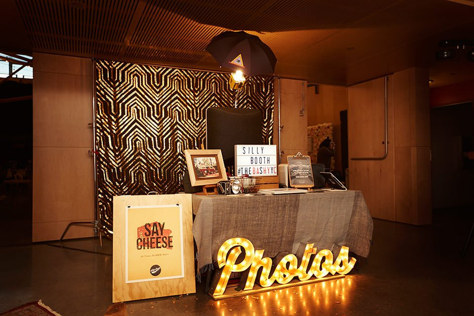 Wedding Photo Booth at The Bash